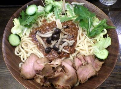 綿麺 フライデーナイト Part115 (16/8/26) まぜそば(味噌)