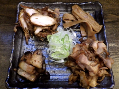 綿麺 フライデーナイト Part116 (16/9/9) 釜玉そば(トッピング)