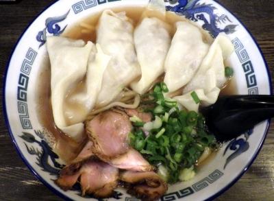 綿麺 フライデーナイト Part117 (16/9/23) 鶏ワンタン麺