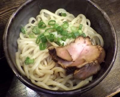 綿麺 フライデーナイト Part117 (16/9/23) 鶏ワンタン麺(替え玉)