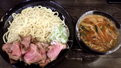 綿麺 フライデーナイト Part119 (16/11/11) 特製辛味噌☆豚骨つけ麺
