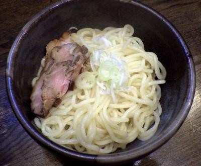綿麺 フライデーナイト Part120 (16/11/25) 黄金煮干しと自家製ベーコンの塩ラーメン(大盛用の麺)