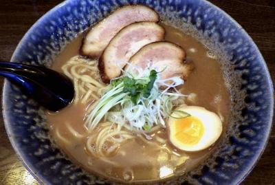 綿麺 和風とんこつ(2016年9月)