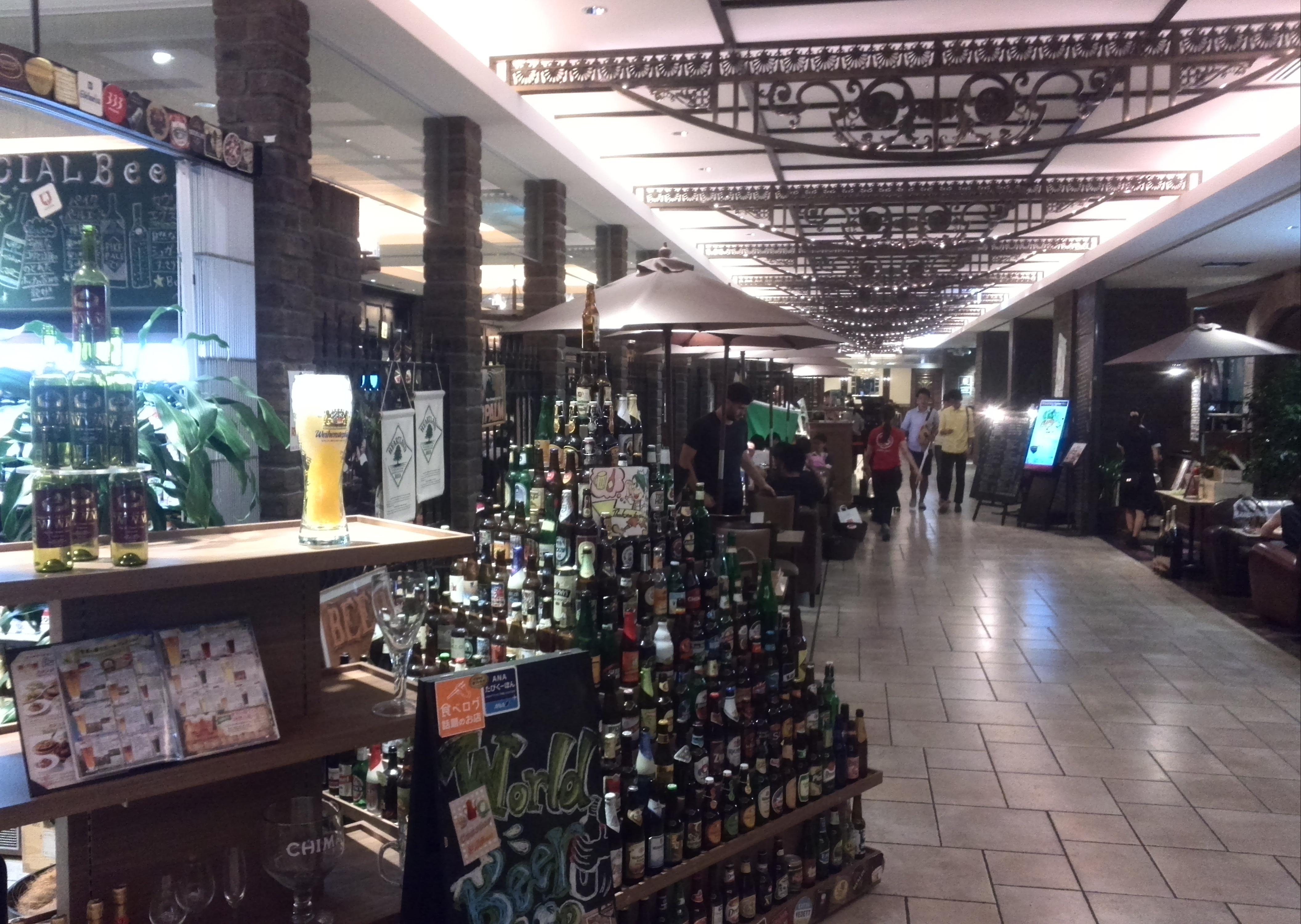 大阪の世界のビール博物館は秀逸