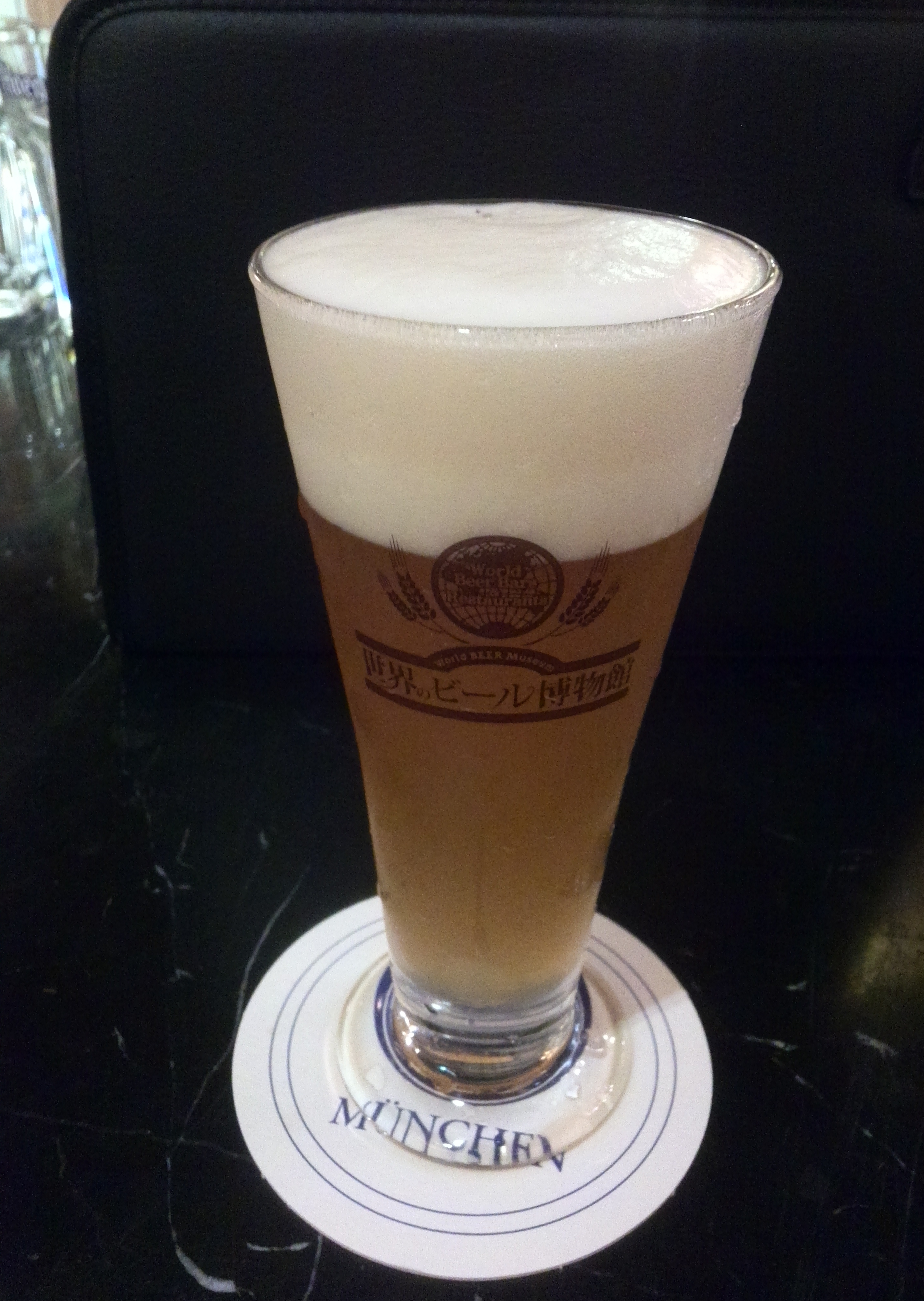 ドイツのヴァイスビアと呼ばれるビール