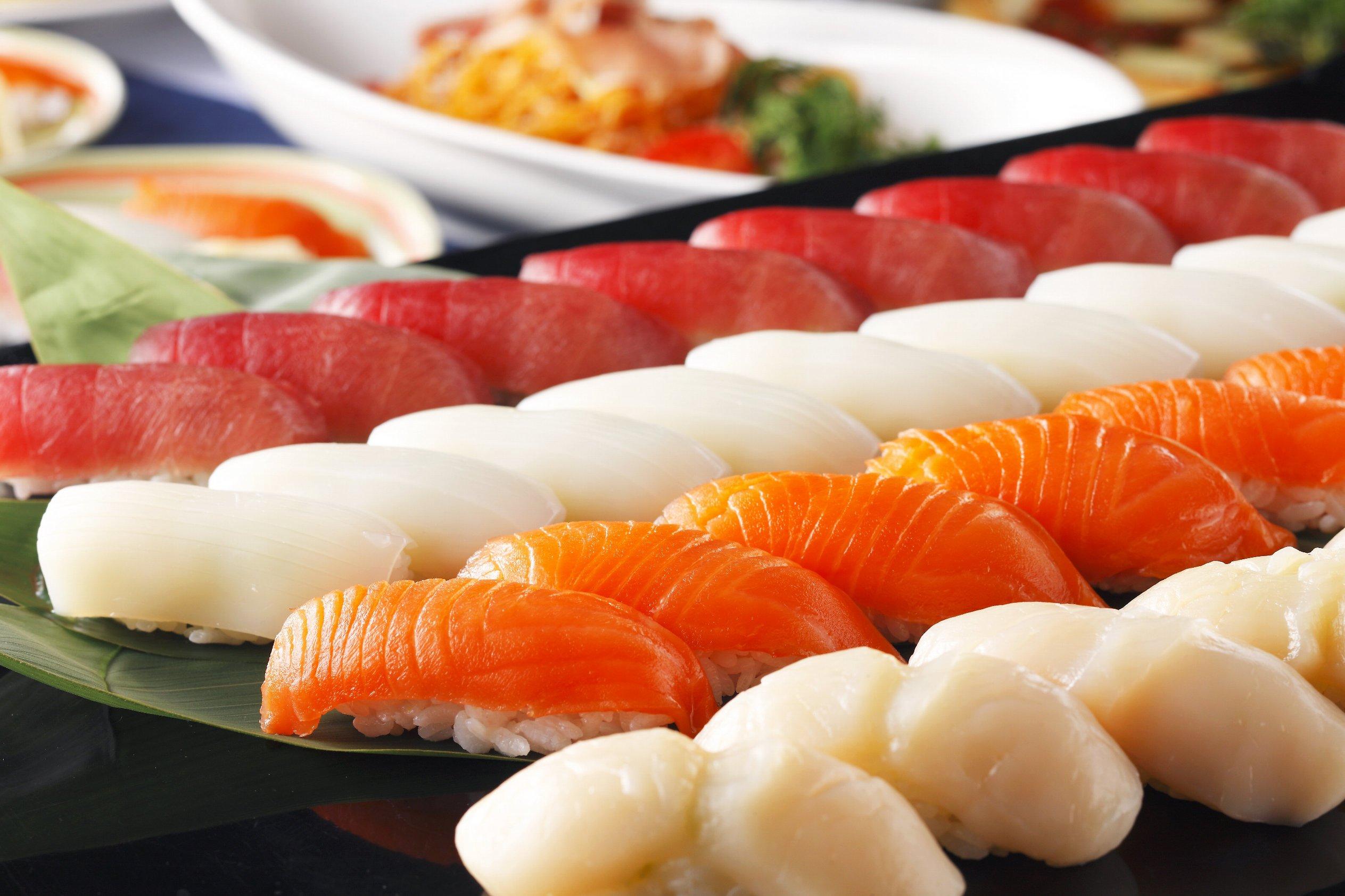 北海道の食べ物は他の場所と比較して質が異常に違う