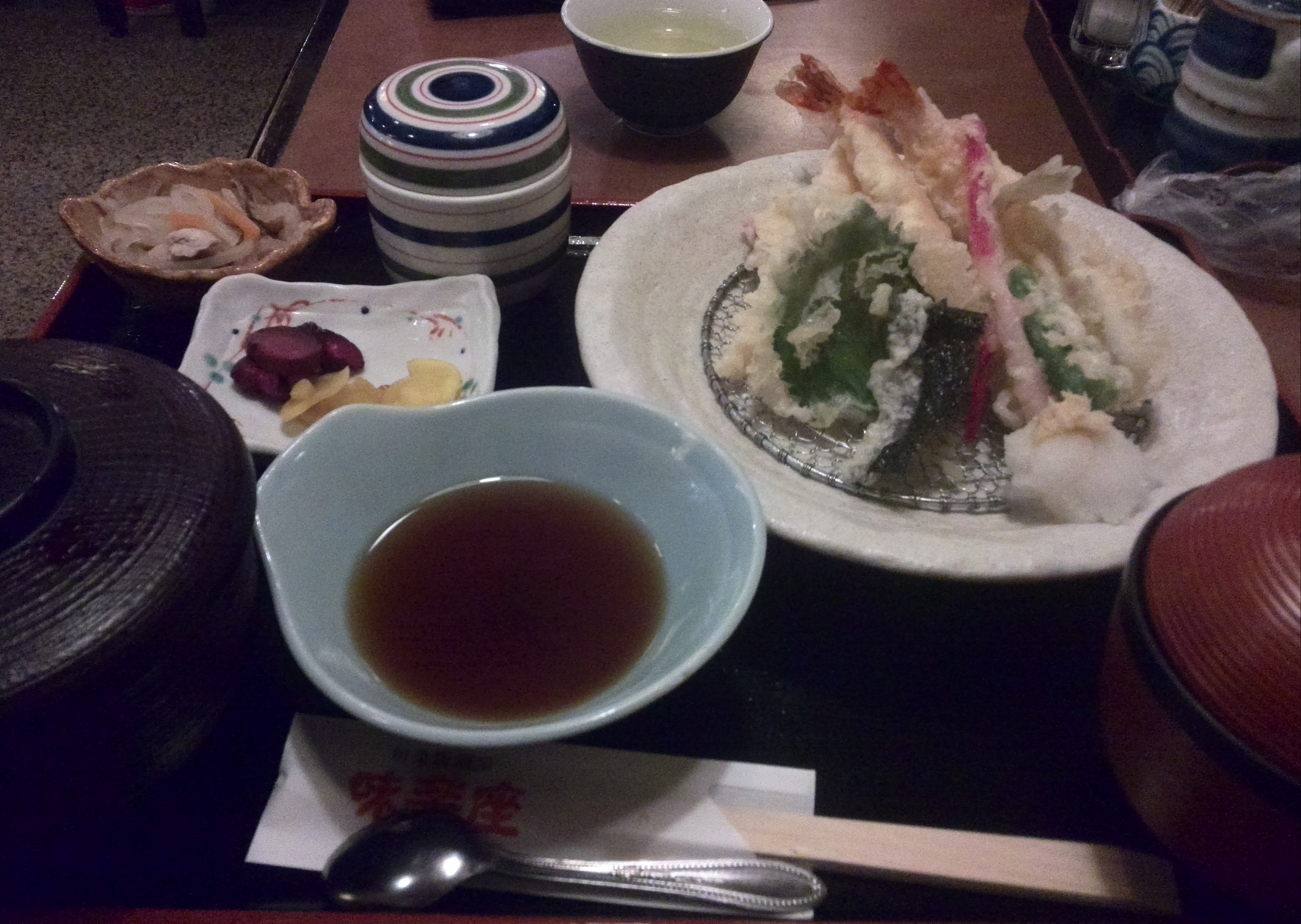 京都タワーの和食料理