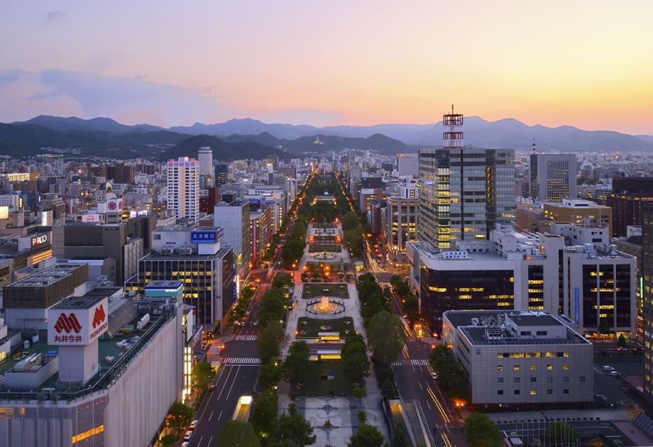 札幌テレビ塔から見た絶景は自分自身の小ささを思い知らされる