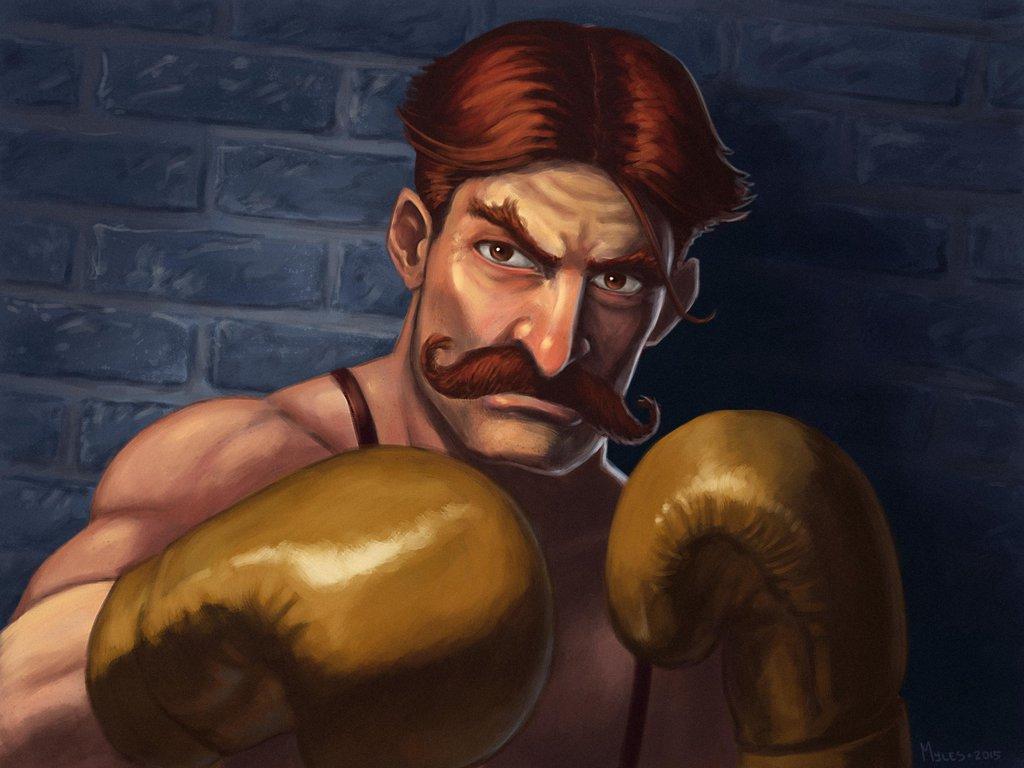 ボクサーは肉体自体が武器であって、そして鎧である