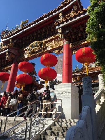 中華街 関帝廊
