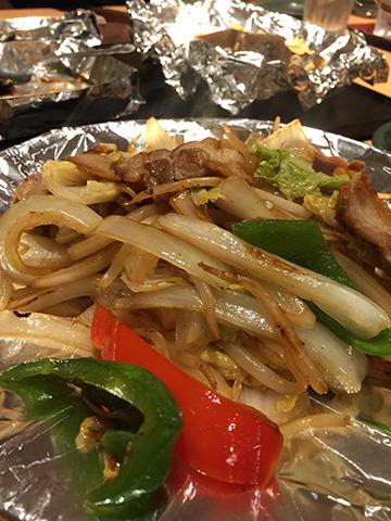 0417野菜炒め