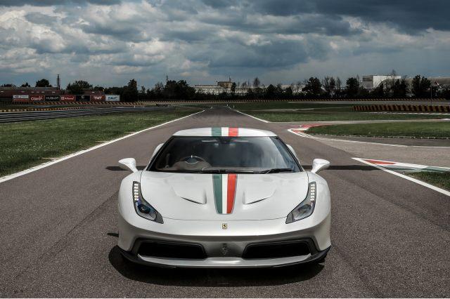 フェラーリ458MMスペチアーレ