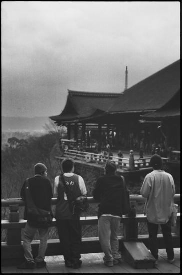 京都雨模様