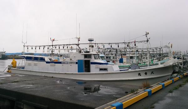 鳥取イカメタル