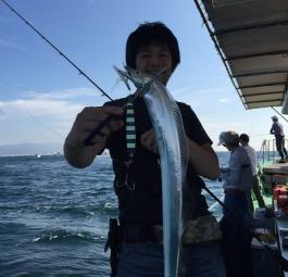 太刀魚テンヤ