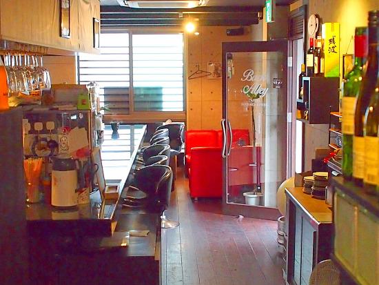 s-Backaley店内PA218495