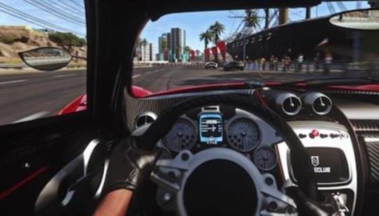 DriveClub VRレビュー:「グレイハウンドのように実行します。パグ」のように見えます