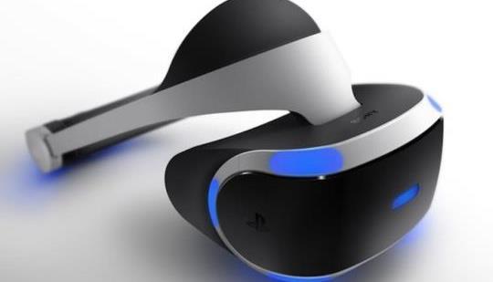 ソニーは、VR市場では右PSVR感心ファンを行います