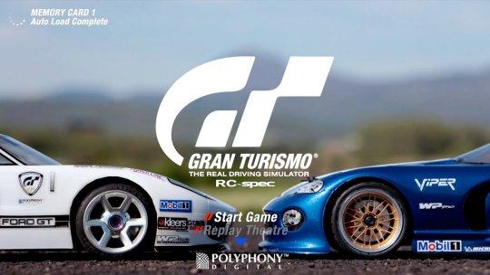Gran Turismo RC-Spec I GT SPORT