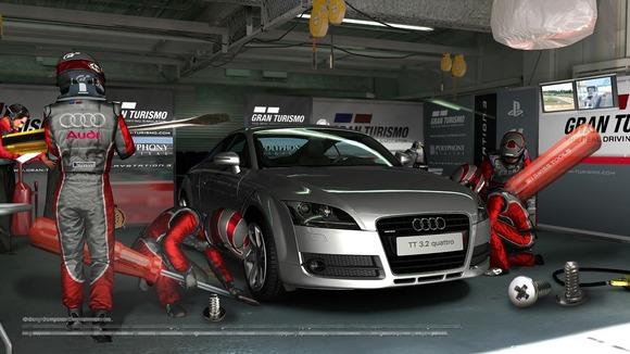 GT5の裏面がミニカーだった問題