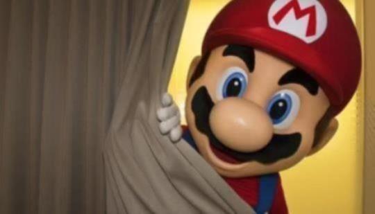 Nintendo tease NX Trailer