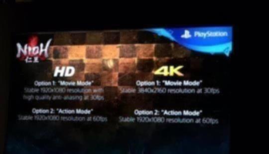 ソニー「4K解像度で30fpsと1080p解像度で60fpsならどちらを選ぶ?真のゲーマーならもちろん4Kだよね」