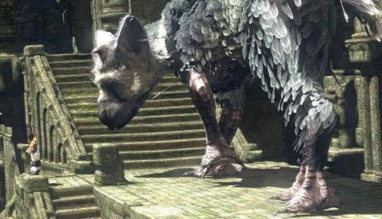 【悲報】『人喰いの大鷲トリコ』のストーリーはエンディングまで一直線!探索要素無しwwwwwww