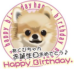 akubi 誕生日