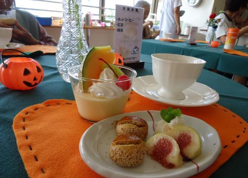 10月喫茶②