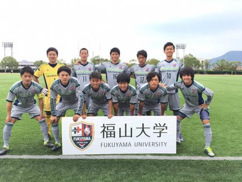第39回(2016年度)中国大学サッカーリーグ 第15節(2016:10:16 日)