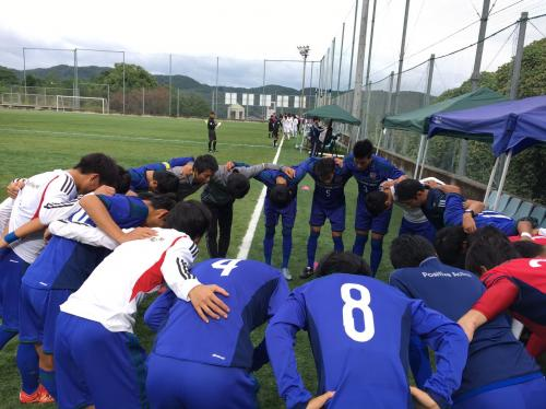 第39回(2016年度)中国大学サッカーリーグ 第16節(2016:10:23 日) 3/4