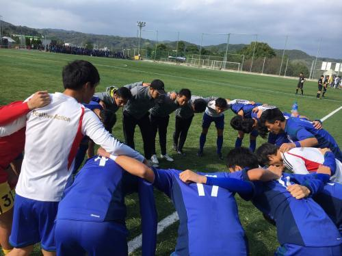 第39回(2016年度)中国大学サッカーリーグ 第18節(2016:11:6 日) 4/5