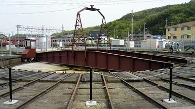 津山まなびの鉄道館9
