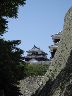 松山城10