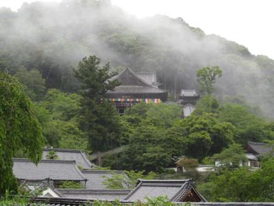 奈良のお寺と忍者修行の旅1 8