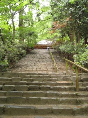 奈良のお寺と忍者修行の旅1 19