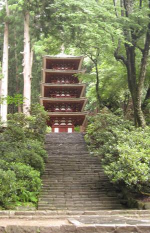 奈良のお寺と忍者修行の旅1 20