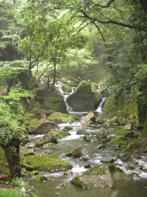 奈良のお寺と忍者修行の旅2 4
