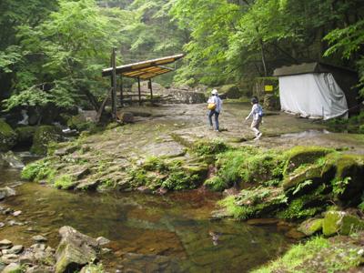 奈良のお寺と忍者修行の旅2 22