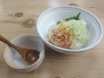 そば豆腐@大進そば店