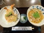 天丼セット@冨士屋あべちか店