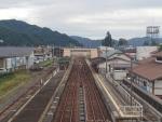 飛騨古川駅@君の名は。
