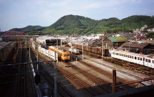 19950826北びわこ号・岐阜706-1