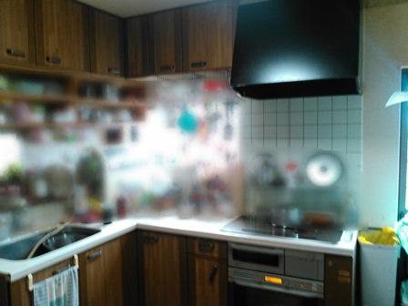 キッチン 昔