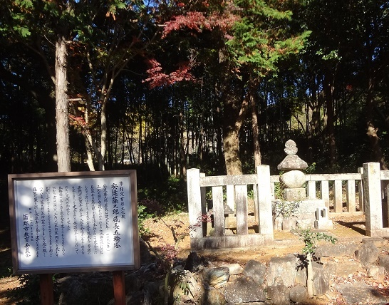 1203長泉寺五輪墓