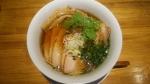 流れ星 煮干し醤油チャーシュー麺 16.11.26