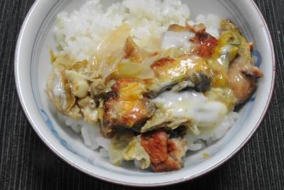 うなぎの柳川丼