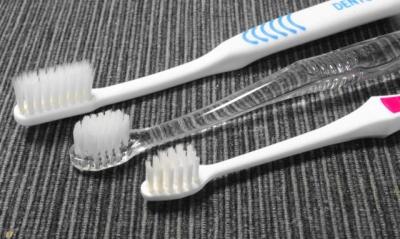 超コンパクトヘッド歯ブラシ