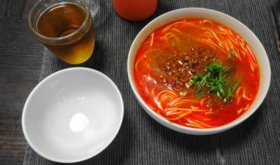 肉味噌 担々麺