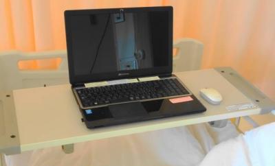 ベッド用パソコン台